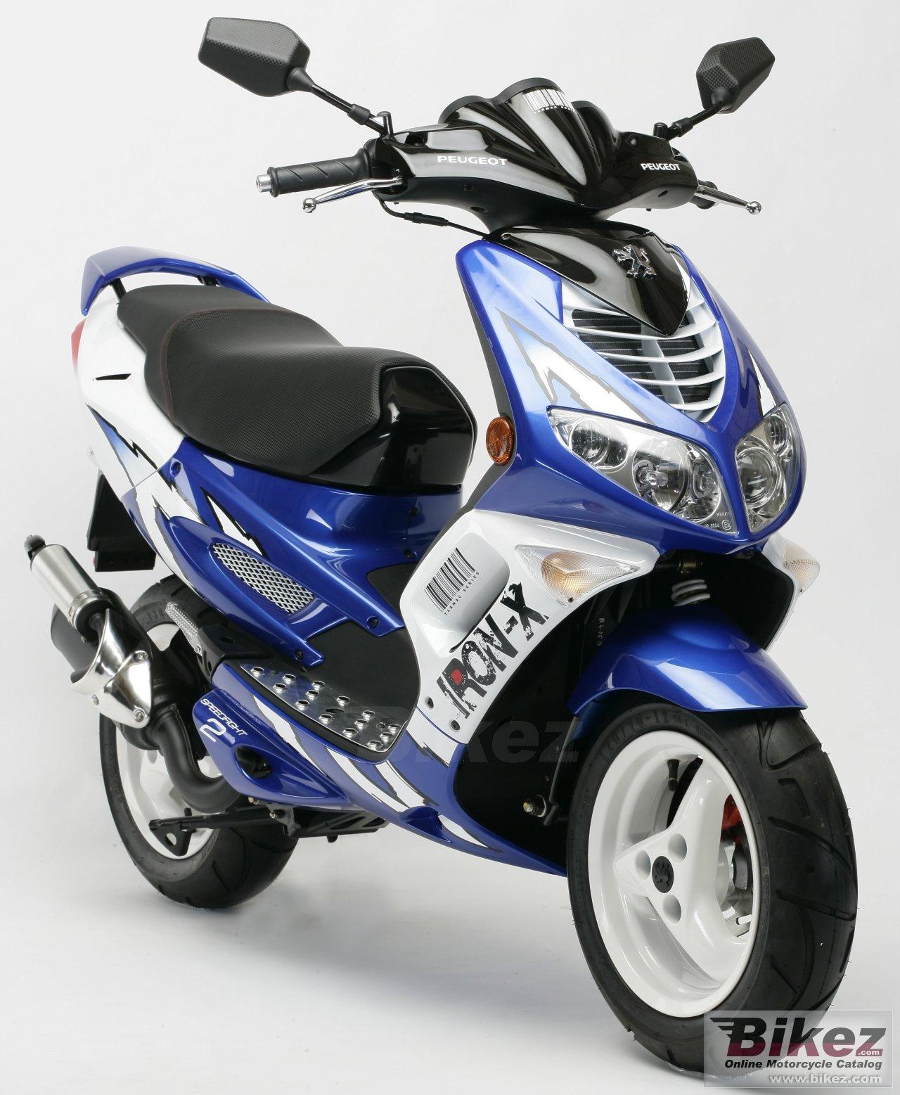 облицовка на скутер peugeot-speedfight