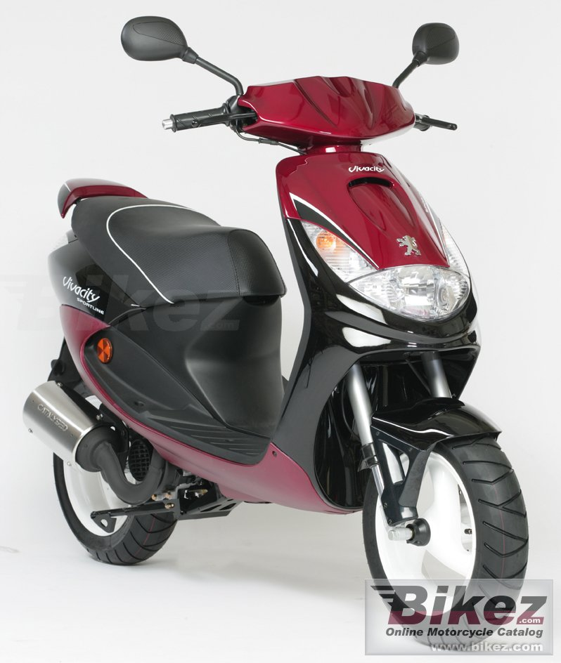 карбюратор на скутер peugeot vivacity sportline